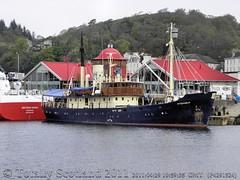 MS Stockholm- starboard