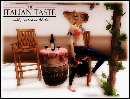 The Italian Taste ::: *Contest on Flickr**