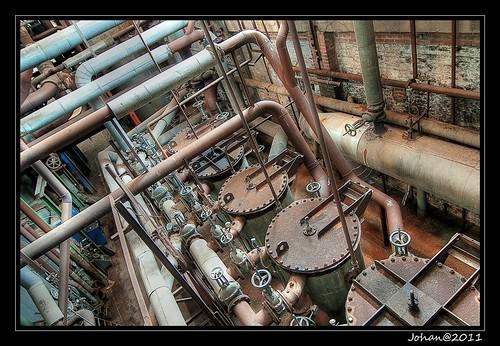 Mecanic paradise.