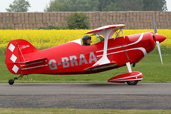 G-BRAA - 1965 build Pitts S-1C Special (egcc) Tags: special pitts lycoming s1c breighton egbr gbraa