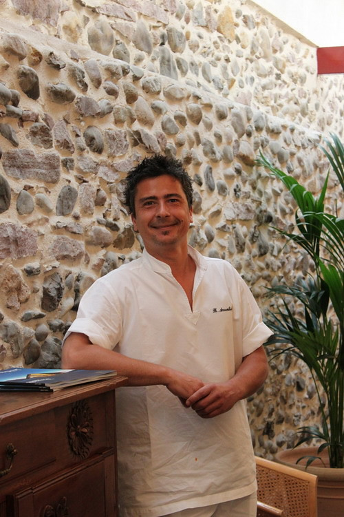 Guest Chef Arrambide