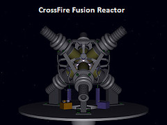 CrossFire Fusion Reactor (MFerreiraJr) Tags: phasedisplacementspacedrive electrodynamic spacepropulsion spacecraft spaceship spaceshuttle starship nuclearfusion fusionreactor crossfirefusionreactor fusor space starwars startrek warpdrive hyperdrive nasa ufo ovni spaceflight interstellar mars moon