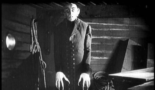 Nosferatu rises