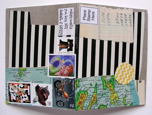 4.30.11 Mailart little books5