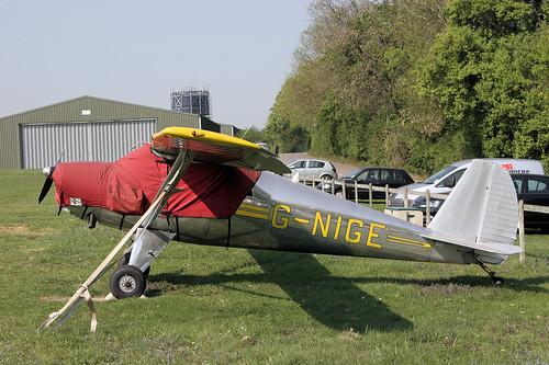 SWAG Trip Reports: 30/04/11 - Farnborough - Blackbushe