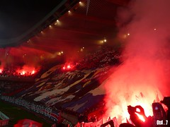 Parc des Princes (Otd 7 // Photography) Tags: paris saint 1 football marseille stadium des estadio om princes parc estdio tribune supporters ftbol clasico germain olympique stadio psg auteuil fumignes voetbalstadion tifos ligue psgmarseille