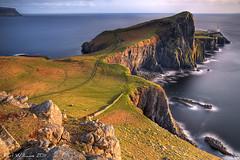 Neist Point (2) (Shuggie!!) Tags: sea lighthouse seascape skye water landscape scotland williams cliffs karl hdr neistpoint saariysqualitypictures karlwilliams masterclasselite