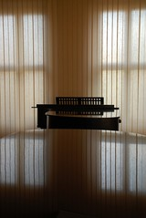 Two pianos (robert ragan) Tags: two music reflection window silent pianos ragbass mygearandme