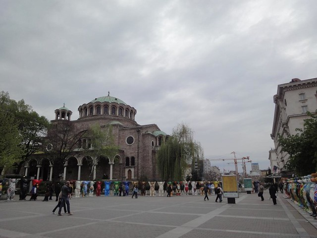 Praça da Igreja Sveta Nedelya