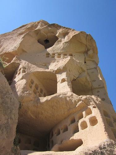 Uçhisar, Cappadocia
