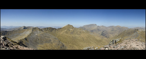 Steall Panorama 2