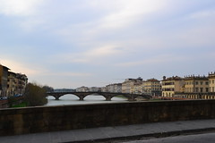 DSC_0156 (2) (pjpink) Tags: italy reflection water river florence spring tuscany firenze arno 2011 pjpink