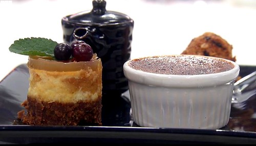 Tim Anderson's Dessert for the MasterChef Final