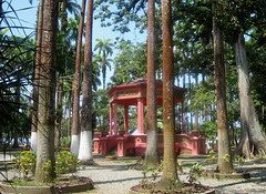 Limon - Parque Vargas (roger4336) Tags: park cruise tree garden botanical costarica palm pavilion caribbean vargas limon puertolimon 2011 parquevargas