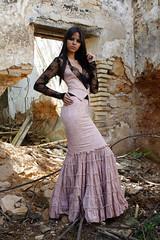 coleccin VOLVERAN LAS OSCURAS GOLONDRINAS (Antonio Jimenez Carrasco) Tags: de antonio carrasco diseo traje flamenca gitana jimenez diseador