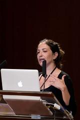 Yolanda Ramal durante la III Tourism Revolution Convention