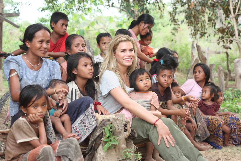 Kinderen Nicolette Van Dam