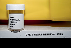 Eye & Heart Retrieval Kits (Harry Shutler) Tags: travel cruise eye hammer hospital table shower death saw fridge nikon heart body harry medical kits cleancut biohazard morgue clinical mortuary bodybag retrieval splashback shutler harryshutler