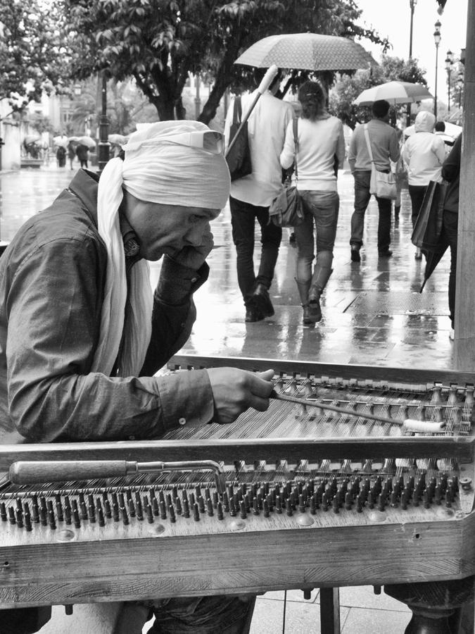 Música para una tarde de lluvia