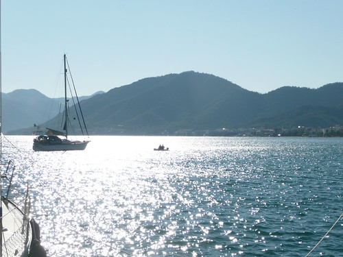 Sailing in Marmaris
