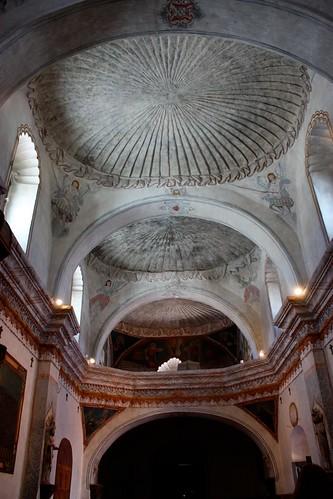 San Xavier del Bac ceiling