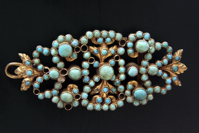 Hungarian 18th century jewellery
