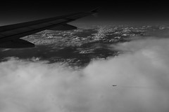 above (victoriousviktor) Tags: above sky clouds seat horizon flight wing airlines ural 21f hg8107