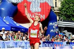 PRAŽSKÝ MARATON: Pechek v osobním rekordu mistrem republiky