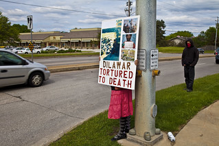 Anti-Torture Vigil - Week 48: Dilawar