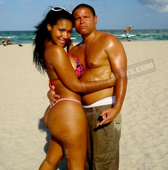 yaris sanchez bikini picture