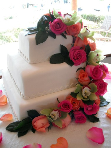 Perla´s Wedding Cake