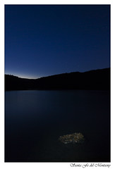 Estany de Santa Fe del Montseny (jpferre2007) Tags: santa naturaleza lake lightpainting nature night lago nikon long exposure nocturna fe larga exposicin montseny estany d80 1424mm