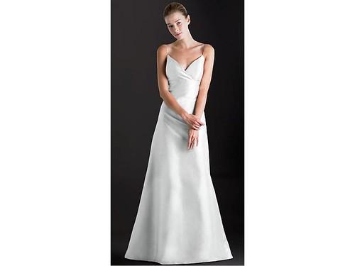 neckline- spaghetti straps, bridal gowns, washington dc, Jenny Yoo, Jenny Yoo Dana