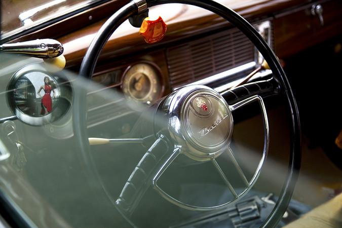 '48 Packard