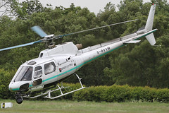 G-BVXM - 1987 build Aerospatiale AS350B Ecureuil
