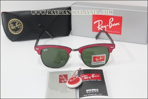 Way farer Clubmaster Red