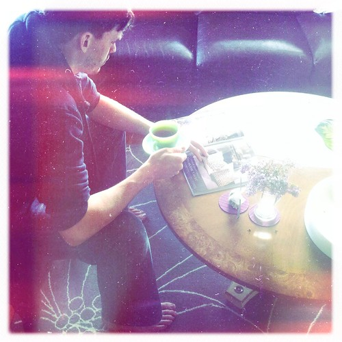 Joel's Saturday Tea