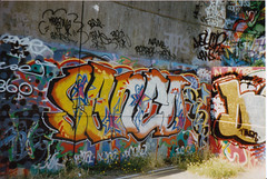 Crystal Palace Graffiti - ZONED (Stevie Boyeee) Tags: mayor para name bones rest dier regret crystalpalace konz apps zoned se19 concretejungle victoriacrescent hawkrd