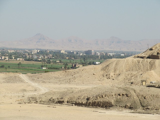 View from the Hatshepsut Temple I