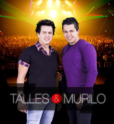Foto - Dupla Talles & Murilo by chambe.com.br