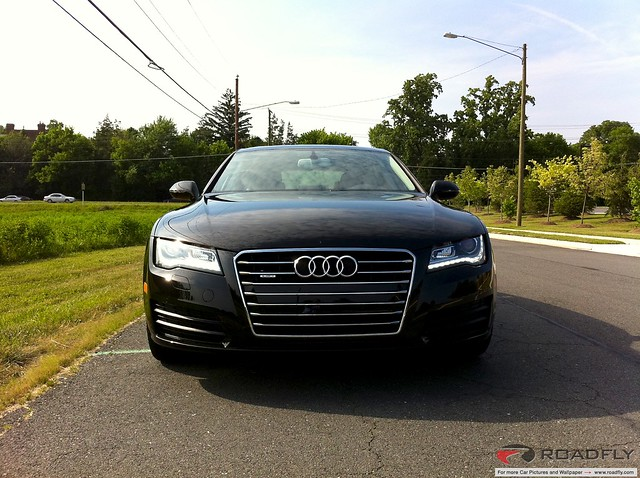 black audi a7 2012 tiptronic