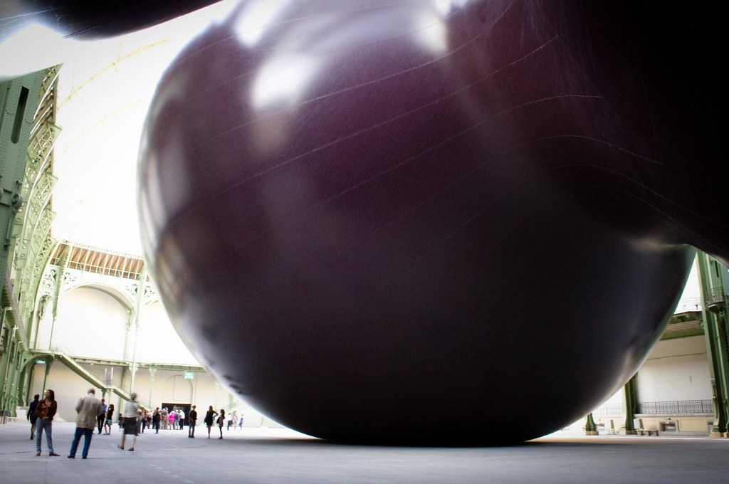 Monumenta 2011 : Leviathan by Anish Kapoor