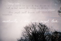 Eventually (englishsnow) Tags: inspiration sadness photo words quotes