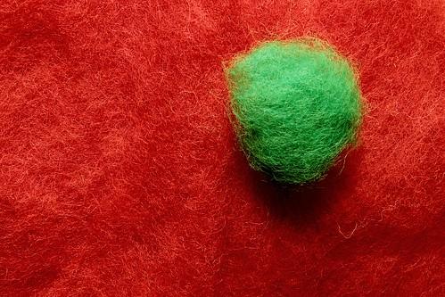 Абстракция: Пятно цвета