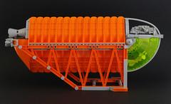 Altura 2nd (07) (F@bz) Tags: lego moc sf starfighter spaceship brickseparator orange space scifi