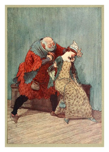 013--The merry wives of Windsor 1910- Hugt Thomson