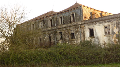 Abandoned Casa do Passal