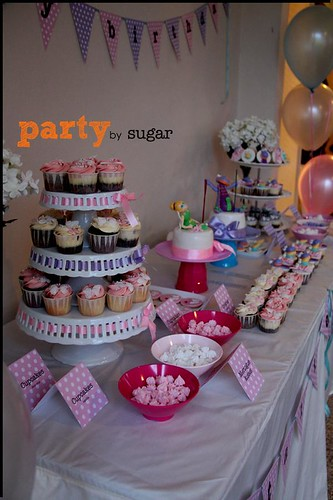 pink & purple theme party3