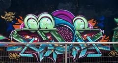 Zade (COLOR IMPOSIBLE CREW) Tags: chile del graffiti fiesta north desierto asie fest kra norte zade erre 2011 huasco ades darck fros rikis znow northfest