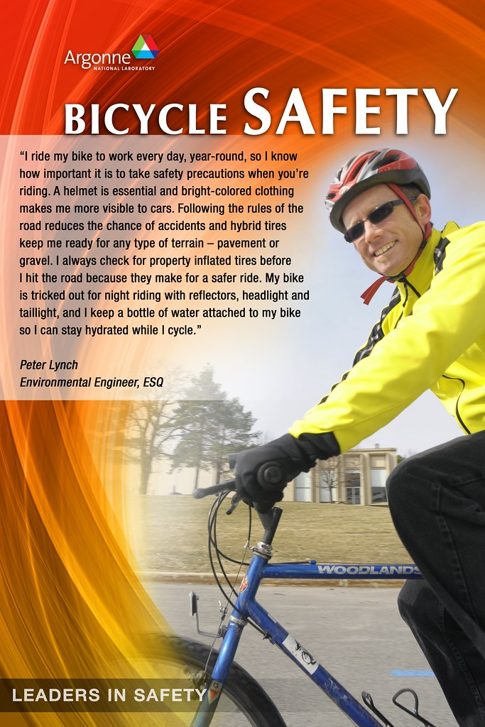 Leaders in Safety: Bicycle Safety